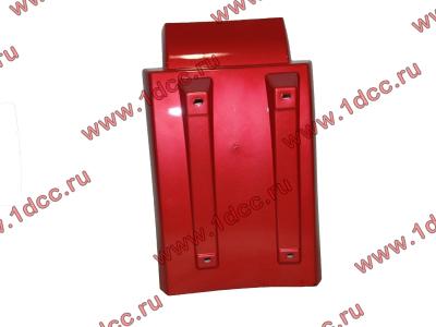Брызговик передней оси левый H3 красный HOWO (ХОВО) WG1642230103 фото 1 Ростов-на-Дону
