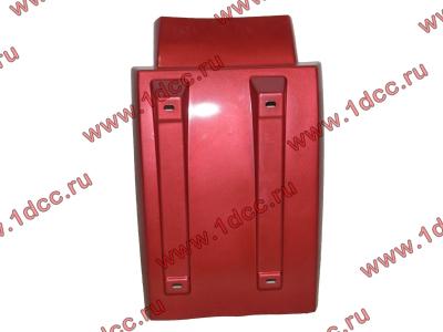 Брызговик передней оси правый H3 красный HOWO (ХОВО) WG1642230104 фото 1 Ростов-на-Дону