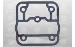 Прокладка крышки компрессора  H