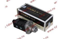 Клапан управления КПП (3+2 отв. под трубки) H2/H3,C,DF CREATEK