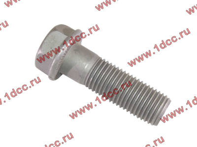 Болт крепления V тяги короткий H2/H3 HOWO (ХОВО) AZ9725520360 фото 1 Ростов-на-Дону