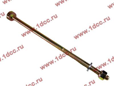 Болт центральный рессоры задней без бобышки H2/H3/SH HOWO (ХОВО) WG9638520018+013 фото 1 Ростов-на-Дону