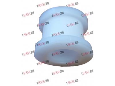 Втулка фторопластовая (передняя, кабина AZ1642430263) H2/H3 HOWO (ХОВО) AZ1642430261 фото 1 Ростов-на-Дону