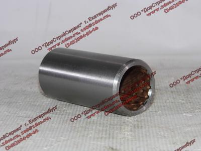 Втулка пальца передней рессоры металл H2/H3 HOWO (ХОВО) WG9000520078 фото 1 Ростов-на-Дону