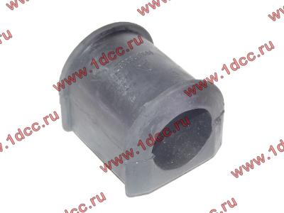 Втулка резиновая для заднего стабилизатора H2/H3 HOWO (ХОВО) 199100680067 фото 1 Ростов-на-Дону