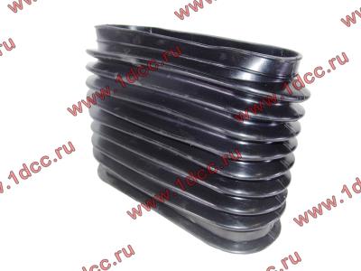 Гофра резиновая для отсекателя за кабиной H2/H3 HOWO (ХОВО) WG9725190008 фото 1 Ростов-на-Дону