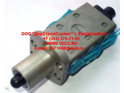 Клапан управления КПП (3+2 отв. под трубки) H2/H3,C,DF HOWO (ХОВО) F99660 фото 1 Ростов-на-Дону