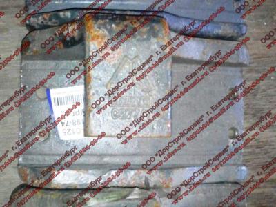 Кронштейн скольжения рессоры задней (Г-образный) H HOWO (ХОВО) WG9725520277 фото 1 Ростов-на-Дону