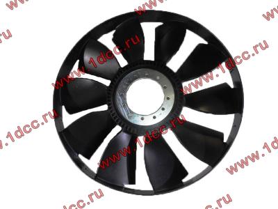 Вентилятор радиатора на гидромуфту d-590 H HOWO (ХОВО) VG1500060047 фото 1 Ростов-на-Дону