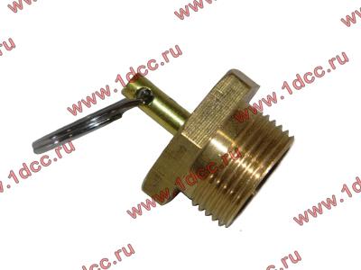 Клапан перепускной ресивера (сброса конденсата) M22х1,5 H HOWO (ХОВО) WG9000360115 фото 1 Ростов-на-Дону