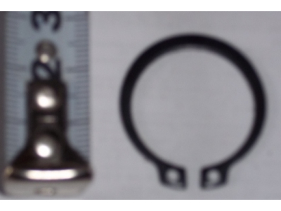 Кольцо стопорное замковое шестерни полуоси H HOWO (ХОВО) 190003933351 фото 1 Ростов-на-Дону