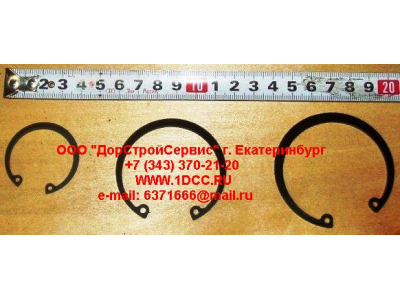 Кольцо стопорное d- 38 H Разное  фото 1 Ростов-на-Дону