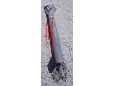 Вал карданный основной без подвесного L-1400, d-180, 4 отв. H HOWO (ХОВО) AZ9114311400 фото 1 Ростов-на-Дону