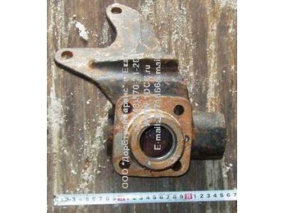 Кронштейн передней тормозной камеры правый H HOWO (ХОВО) AZ9100410036 фото 1 Ростов-на-Дону