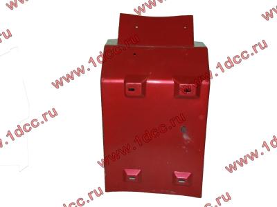 Брызговик передней оси левый H2 красный HOWO (ХОВО) WG1642230003 фото 1 Ростов-на-Дону