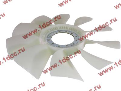 Вентилятор радиатора (на гидромуфту) без кольца d-590 H HOWO (ХОВО) 61500060131 фото 1 Ростов-на-Дону