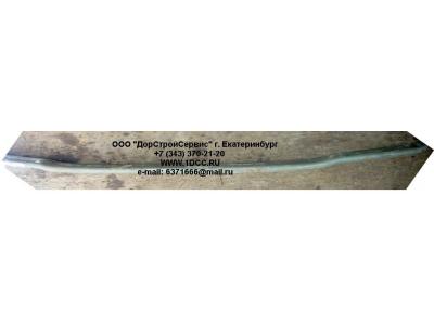 Лист задней рессоры Н.О. №01 L-1640 (изогнутый) H3 HOWO (ХОВО) WG9725520283-1 фото 1 Ростов-на-Дону