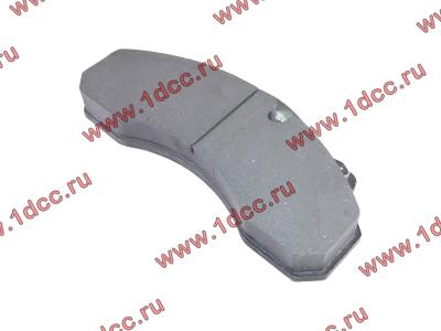 Колодка тормозная H A7 дисковые тормоза HOWO A7 WG9100443050 фото 1 Ростов-на-Дону