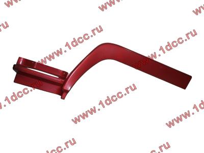 Крыло кабины со спальником левое красное H2 HOWO (ХОВО) WG1642230012 фото 1 Ростов-на-Дону
