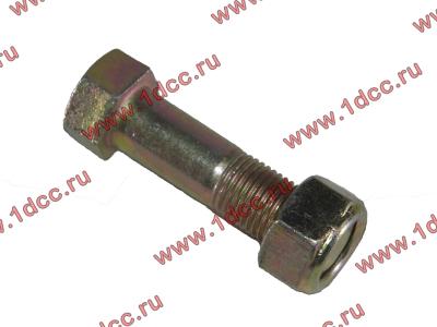 Болт M12х40 карданный с гайкой H2/H3 HOWO (ХОВО)  фото 1 Ростов-на-Дону