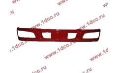 Бампер F красный пластиковый для самосвалов фото Ростов-на-Дону
