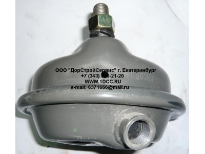 Камера тормозная передняя левая H2/H3 HOWO (ХОВО) WG900360100 фото 1 Ростов-на-Дону