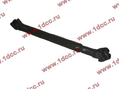 Вал карданный основной без подвесного L-1650, d-180, 4 отв. H2/H3 HOWO (ХОВО) AZ9114311650 фото 1 Ростов-на-Дону