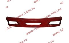 Бампер FN2 красный самосвал для самосвалов фото Ростов-на-Дону