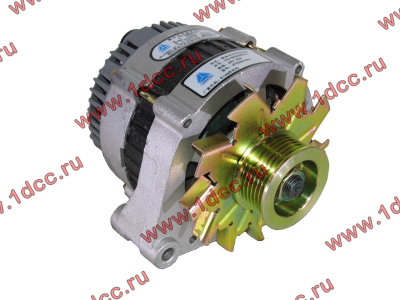 Генератор 28V/55A WD615 (JFZ255-024) H3 HOWO (ХОВО) VG1560090012 фото 1 Ростов-на-Дону
