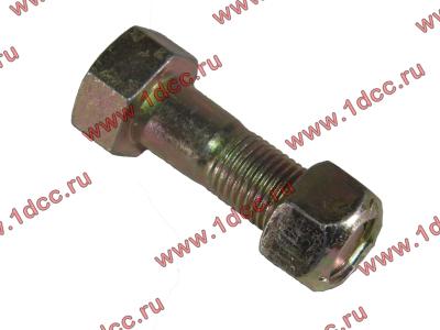 Болт M14х45 карданный с гайкой H2/H3 HOWO (ХОВО) Q151C1445 фото 1 Ростов-на-Дону