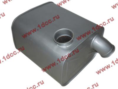 Глушитель квадратный H HOWO (ХОВО) WG9725540002 фото 1 Ростов-на-Дону