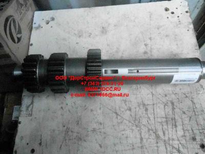 Вал промежуточный КПП Fuller 12JS160T КПП (Коробки переключения передач) 12JS160T-1701048 фото 1 Ростов-на-Дону