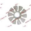 Вентилятор радиатора (на гидромуфту) без кольца d-590 H HOWO (ХОВО) 61500060131 фото 2 Ростов-на-Дону