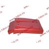 Брызговик передней оси правый H3 красный HOWO (ХОВО) WG1642230104 фото 3 Ростов-на-Дону