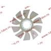 Вентилятор радиатора (на гидромуфту) без кольца d-590 H HOWO (ХОВО) 61500060131 фото 3 Ростов-на-Дону
