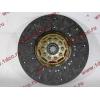 Диск сцепления ведомый 420 мм H2/H3 HOWO (ХОВО) WG1560161130 фото 4 Ростов-на-Дону